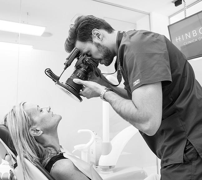 hinboca clínica dental, Tecnología de calidad en implantes dentales