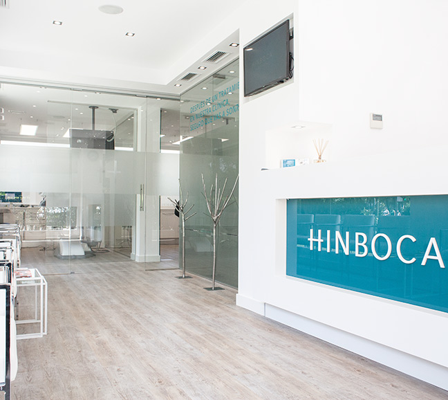 Hinboca Clínica Dental Aluche Madrid